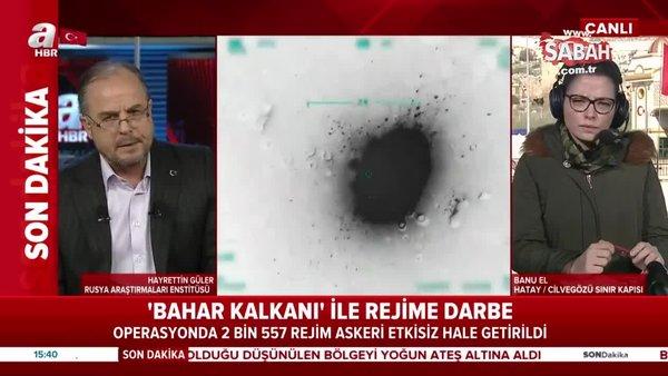 Rusya Araştırmaları Enstitüsü Uzmanı'ndan flaş 'Suriye - İdlib' açıklaması   Video