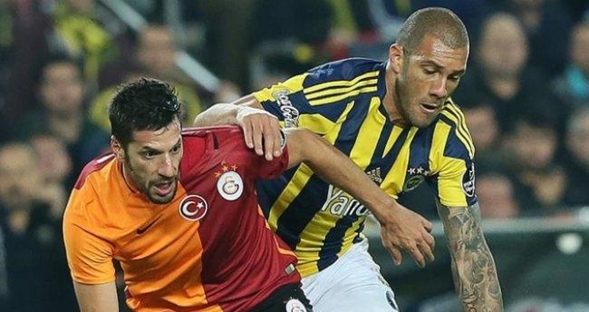 Fenerbahçe'nin dünyaya damga vuran G.Saray istatistiği