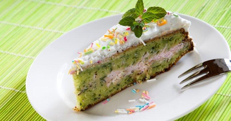 Ispanaklı kek tarifi... Ispanaklı kek nasıl yapılır?