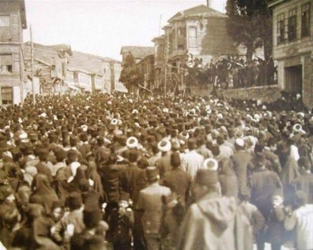 İstanbul'un şaşırtan tarihi fotoğrafları