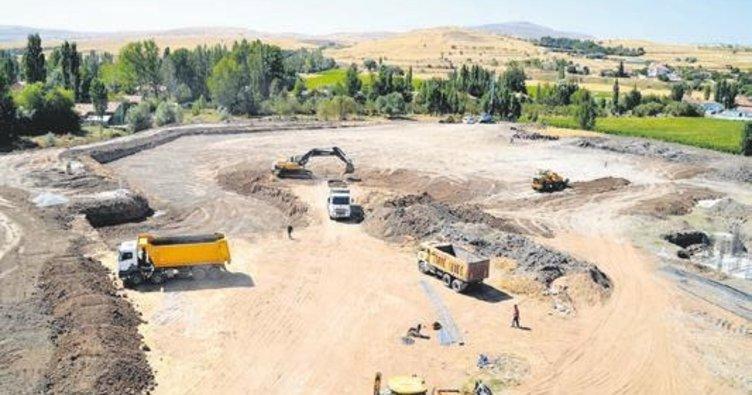 Bünyan'a yeni hastane