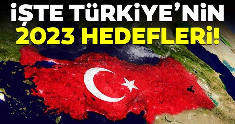 İşte madde madde Türkiye'nin 11. Kalkınma planı ve 2023 hedefleri!
