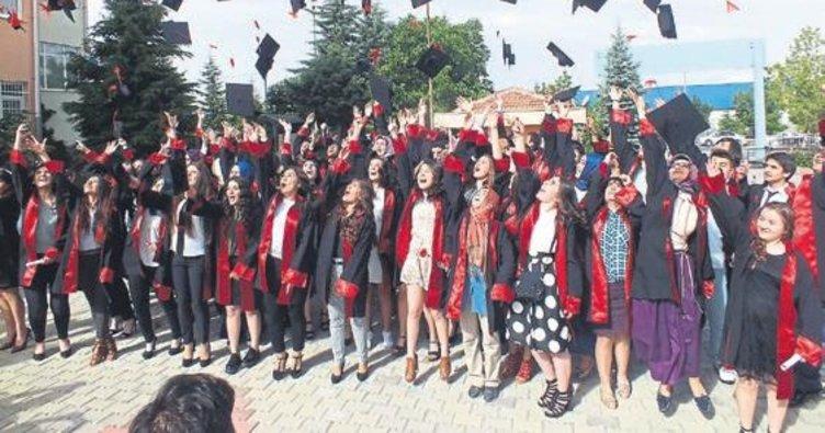 Niğde Fen Lisesi Türkiye'nin ilk 100 listesine girdi