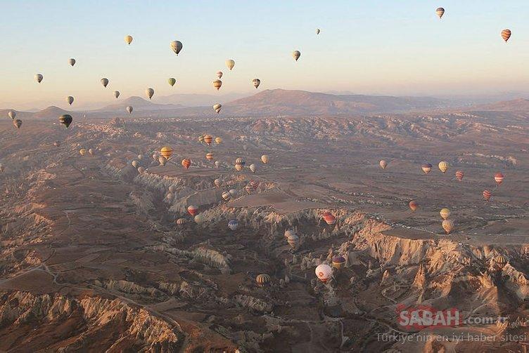 2020'de gidilecek en iyi yerler belli oldu! Listede Türkiye'den o yer listede...