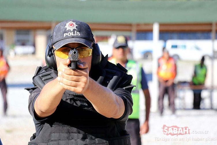 Polis Akademisi'nden komiser yardımcısı adaylarına komando eğitimi