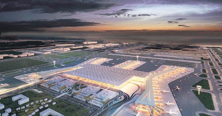 İstanbul Havaalanı Hakkında Bilgiler