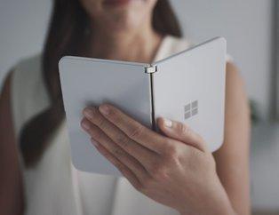 Microsoft Surface Duo tanıtıldı! Microsoft Surface Duo'nun özellikleri nedir?