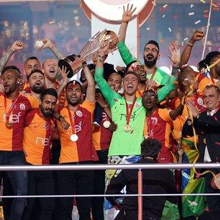 Milenyum aslanı: Galatasaray