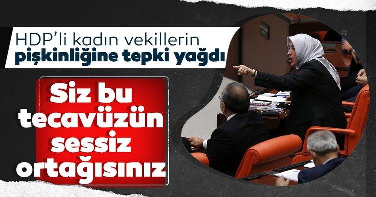 HDP o tecavüzün sessiz ortağı