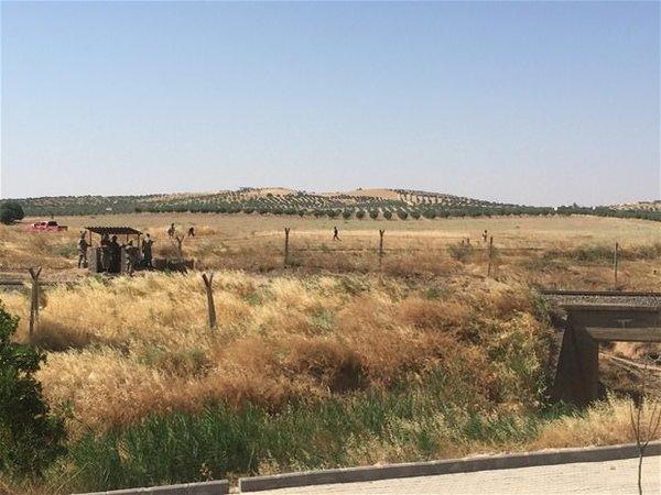 IŞİD mayın döşedi