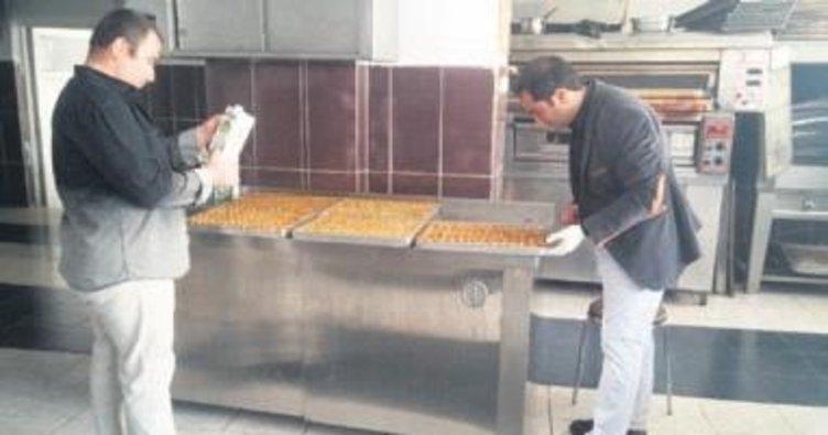Ramazan ayında gıda denetimi sıklaştırıldı
