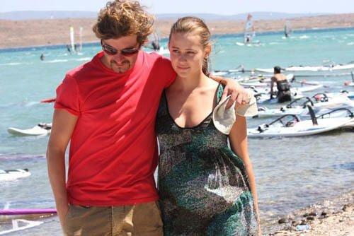 Tan Sağtürk-Alona Ataberk çifti