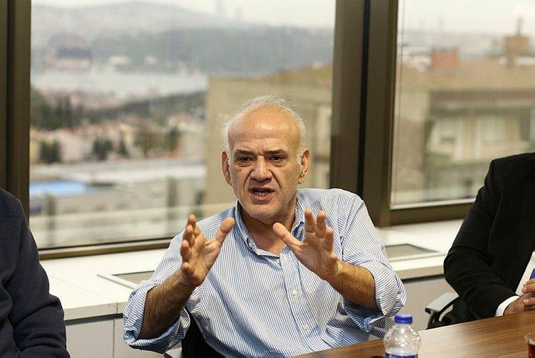 Ahmet Çakar: BU MHK'den hiçbir şey olmaz