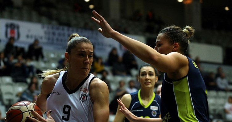 Potada derbi heyecanı! Fenerbahçe - Beşiktaş