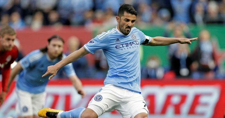 New York City, David Villa'nın sözleşmesini uzattı