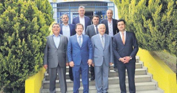 Ankaragücü'ne Yaşar desteği