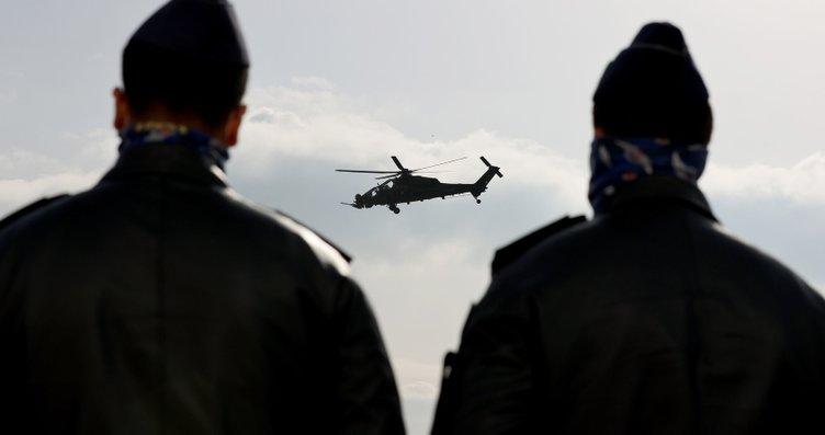 Son dakika: T129 ATAK helikopteri EGM'ye teslim...