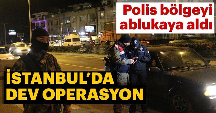 Son dakika: İstanbul'da 'Yeditepe Huzur' uygulaması