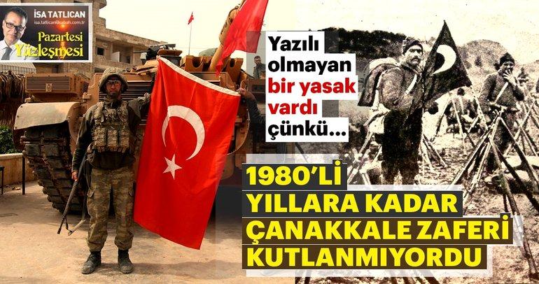 Çanakkale'de, 15 Temmuz'da, Afrin'de aynı ruh var