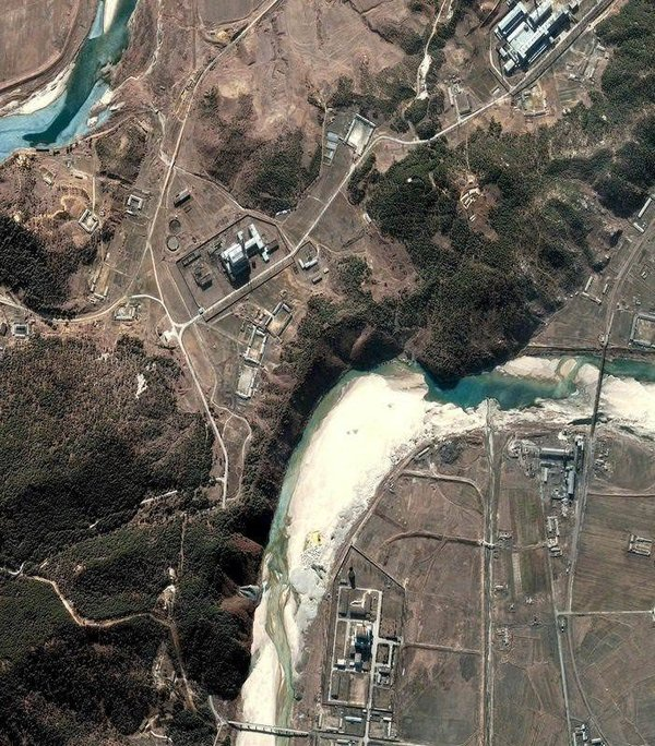 Kuzey Kore'den nükleer denemesi