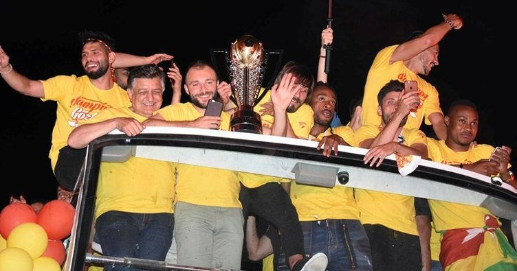 Bu gurur İzmir'in