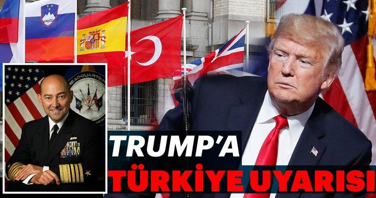 Trump'a Türkiye uyarısı