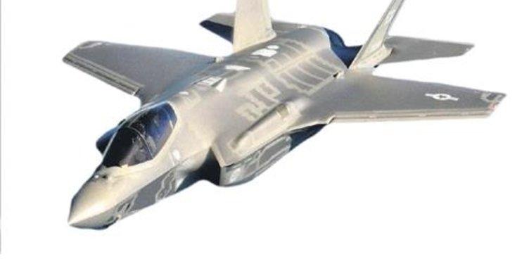 İlk F-35 teslimatında engel yok