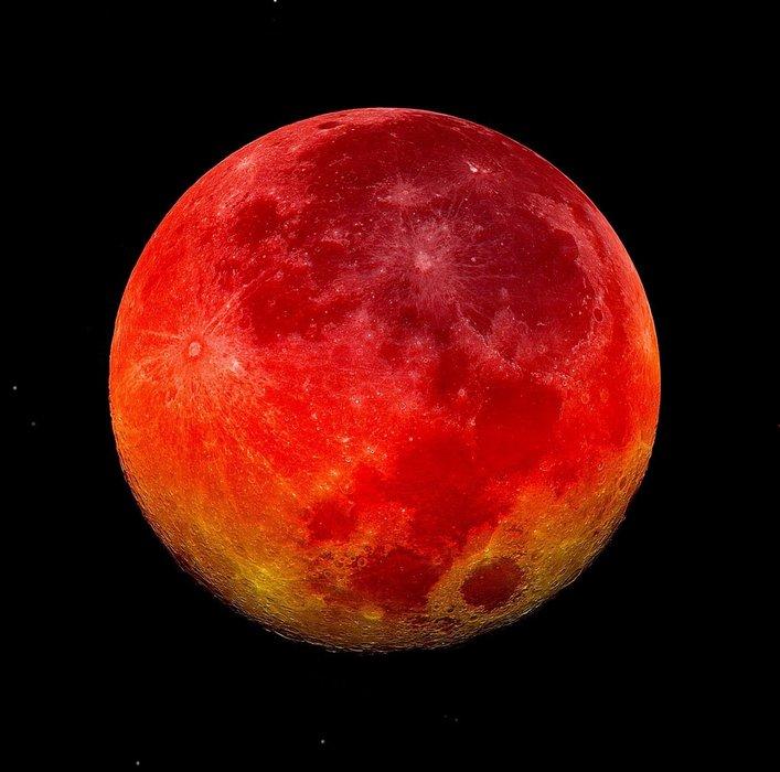 Kanlı Ay , Mavi Ay ve Süper Ay tutulması nedir? 31 Ocak tarihine dikkat!