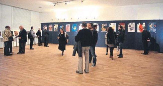 İKSEV'den caz afişleri sergisi