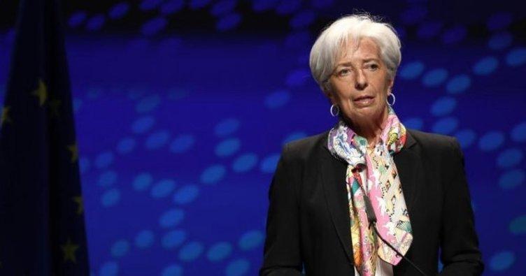 ECB Başkanı Christine Lagarde: Euro Bölgesi enflasyonundaki yükseliş geçici