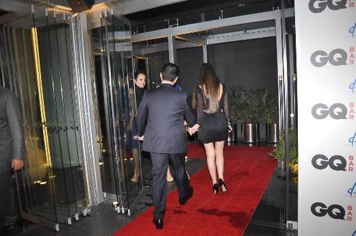 Nur Fettahoğlu  ile Levent Veziroğlu ilk kez el ele