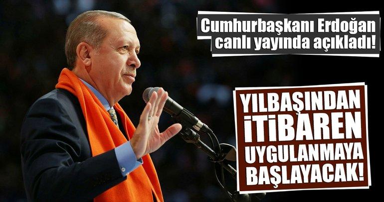 Cumhurbaşkanı Erdoğan: Kadına şiddeti övenin zihin kodlarında sorun var demektir