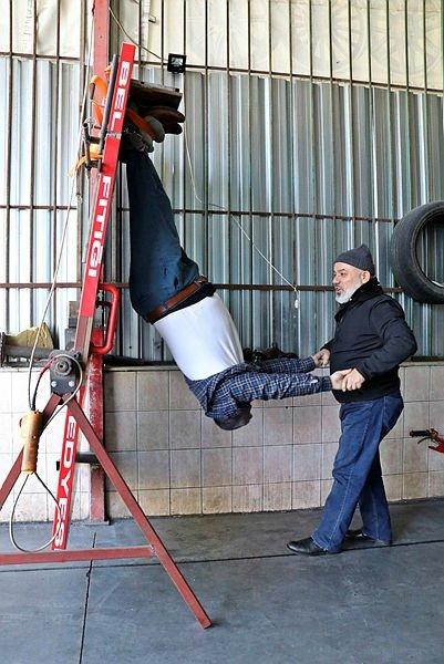 Fıtığa 'rot balans' ayarı: Uzmanlar tepki gösterdi