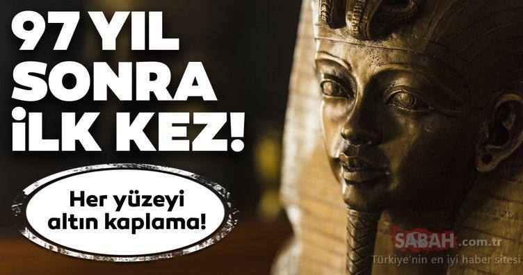 Antik Mısır'ın en büyük gizemlerinden biri yıllar sonra gün ışığına çıkarıldı!