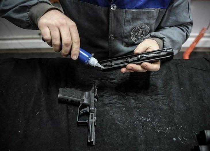 Polise yüksek teknolojili yerli silah