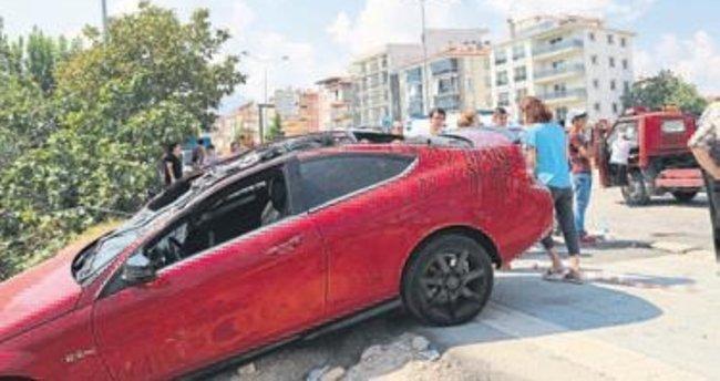 Yaralanan 8 kişiden biri hayatını kaybetti