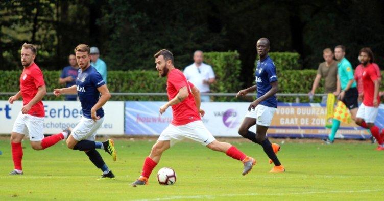Antalyaspor, Fortuna Sittard'ı tek golle yendi