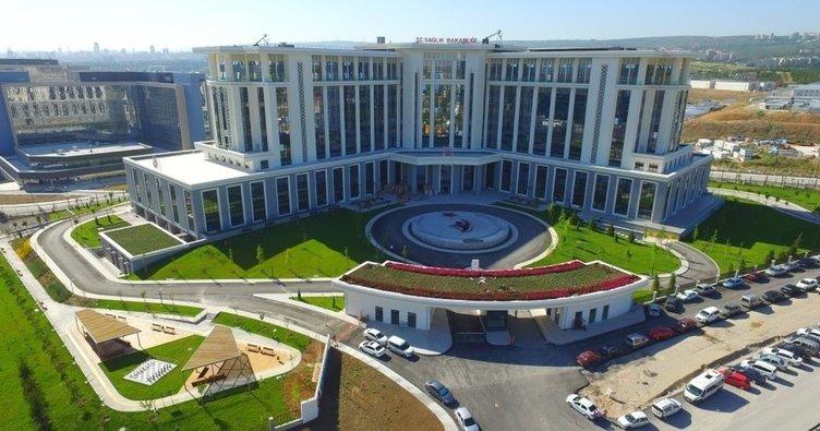 Türkiye'de 4 organın nakil ruhsatına sahip tek kamu hastanesi