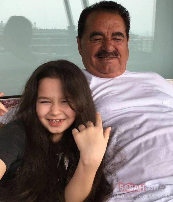 Babasının kızı! İbrahim Tatlıses'in kızı Elif Ada paylaştı sosyal medya yıkıldı!