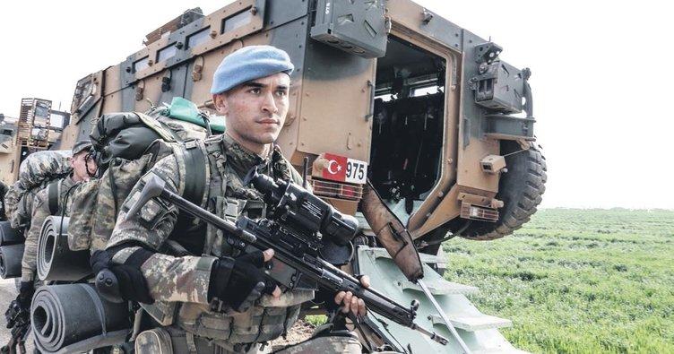 Komandonun pençesi PKK/YPG'nin ensesinde