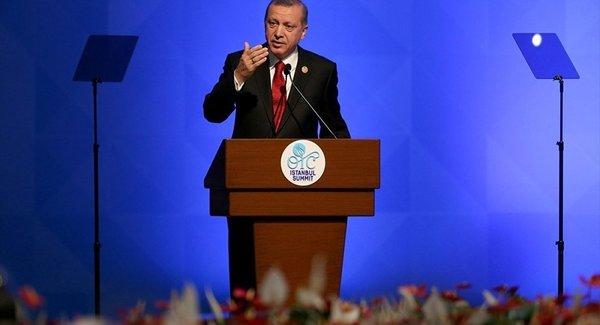Erdoğan Kudüs için BM'yi harekete geçirdi!