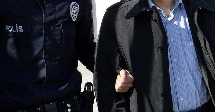 FETÖ üyeliğinden aranan kişi gümrük kapısında yakalandı