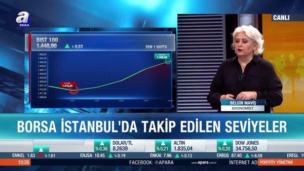 Ekonomist Belgin Maviş: Borsa İstanbul 1515 seviyesini aşarsa yeni yükseliş bandına girer