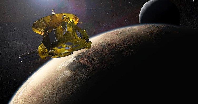 NASA'dan Güneş Sistemi'nde büyük keşif