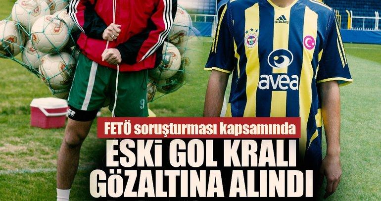 Son Dakika: FETÖ soruşturması kapsamında eski futbolcu Zafer Biryol gözaltına alındı