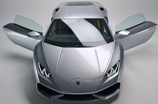 3.2 saniyede 100 km yapan Lamborghini