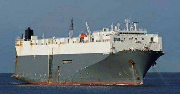 Son Dakika Haberi! Tuzla'da Panama bayraklı gemi karaya oturdu