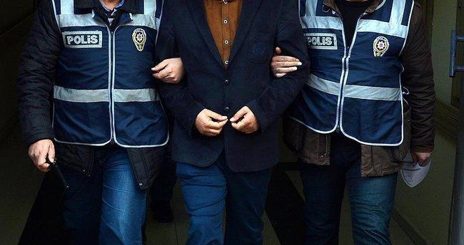 Çelebi Kaymakamı Abatay gözaltına alındı