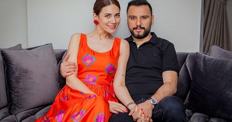 Alişan'dan Buse Varol'a romantik sürpriz