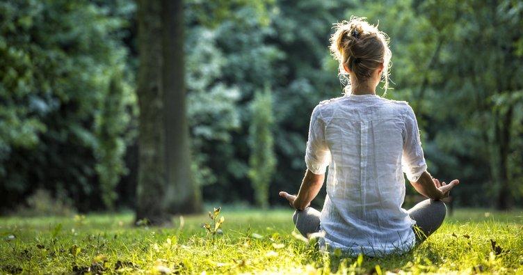 Hamilelikte meditasyonun yararları!
